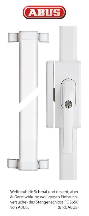 abus stangenschloss fos650 dezent und sicher haus f r sicherheit systemzentrale. Black Bedroom Furniture Sets. Home Design Ideas